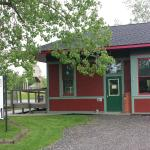 New Buffalo Railroad Museum With Coal Tower