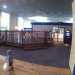 Nice indoor area
