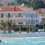 Kalypso Hotel, Poros, the island of Kefalonia, Greece