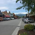 Downtown Whitefish, Mt.