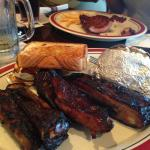 Fall off the bone tender ribs with great flavor!