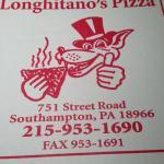 Longhitano's Pizza