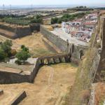 Town walls of Elvas