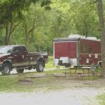 Foto de Lake Paradise Camping Resort