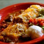 Palomino Burrito