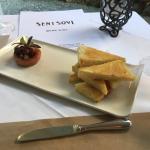 Sent Sovi Wine Lounge - Foie Gras