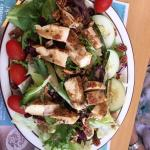 Chicken Side Salad