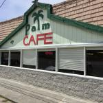 Palm Cafe & Motel Resmi