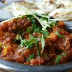 Chicken Bhuna & Naan
