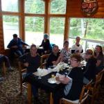 Haida House - Pen and Palette Group