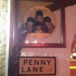 Penny lane e penne agli scampi