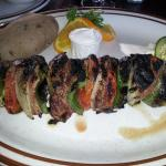 Fillet of Beef Kebob