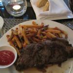 AAA Strip loin Steak & Frites