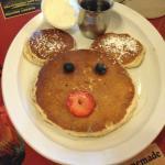 Breakfast celebration!