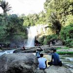 Tegenungan Waterfall, Kemenuh