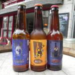 We serve Bio beers too!!