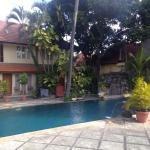 Main pool①