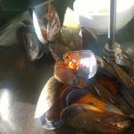 Bilde fra Blokhus Fiskerestaurant