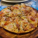 Pizza Pasta Ruffino Foto
