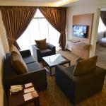Accommodation Hotel category room - Family Suite (Living Hall Area)