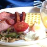 QUe desayuno!!!