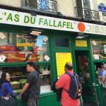 Great Falafel place