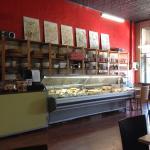 The food display....tantalising!