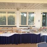 Buffet colazione
