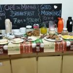 Bufe do Café da Manhã