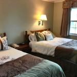 Great room that don't look like a budget hotel!