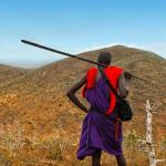 Kiboko camp Maasai staff