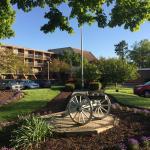 Foto de Fort Magruder Hotel