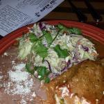 Delicious Chile Rellano!