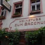 Weinstube zum Bacchus Foto