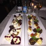 Dessertvariationen zum Niederknien