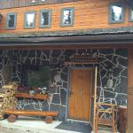 Foto de Mount Engadine Lodge
