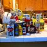Be prepared! Plus Suites have microwave, refrigerator & coffee maker! We enjoyed our Stay!