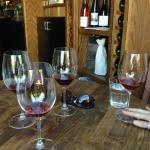 Pinot Tasting