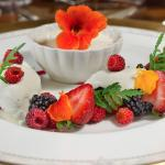Savory Desserts at Redbook Restaurant