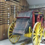 Pony Express Barn
