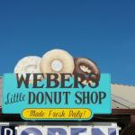Weber's Little Donut Shop