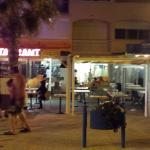 Joli  restaurant et personnel très sympa. Photo du 30 juin 2015