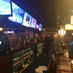 Bar with TV's
