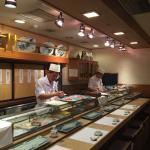 Asahi Zushi Main shop Ebisu Garden Place Tower 38F