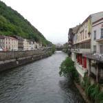 l'Ariège vue de ma chambre