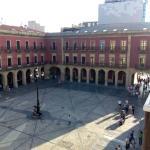 Plaza Mayor Gijon