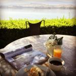 Foto de Le Flouka Auberge et Restaurant du Lac