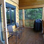 Deer Lodge Terrasse