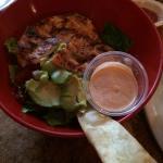 Grilled Chicken Monterrey Salad
