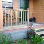 Private porches